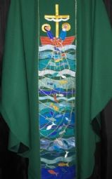 Fishermen Chasuble
